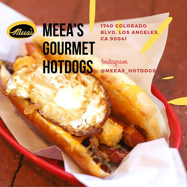 Want something different? Come and try our hotdogs! Follow us @meeas_hotdogs.  #hotdog #food #foodporn #foodie #foodofinstagram #instafood #eagkerock #meeas #meeashotdogs #meeas_hotdogs #foodheaven #yummy #yum #foodbaby #hotdogs #foodblog #foodpics #foodpic #foodpictures #foodbliss #foodblogger #nomnom #nom #foodphotography #highlandpark #nela #glendale #pasadena #tasty