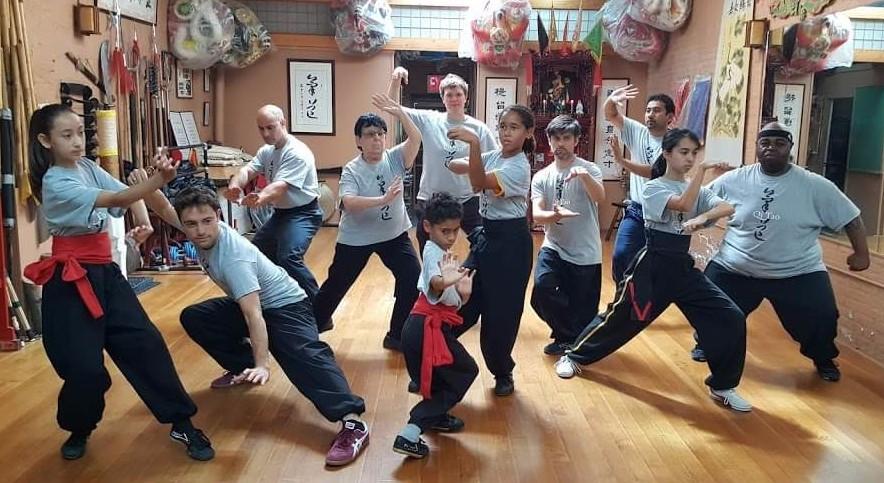 Kung Fu & Tai Chi of Qi Tao