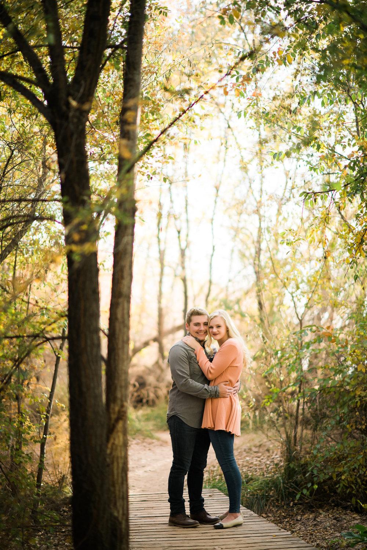 Bethany & Dylan  Bosque, Albuquerque