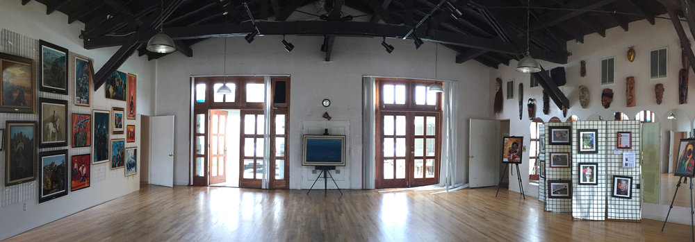 MAIN ROOM Great for dances, classes, meetings, parties or showers. Contact the office for pricing.