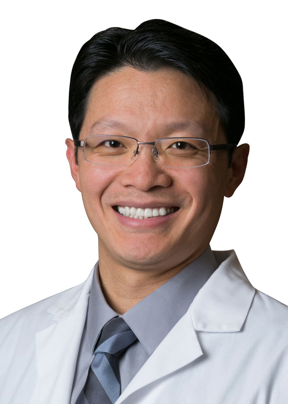 Thomas Yu, M.D. - CHIEF MEDICAL OFFICER