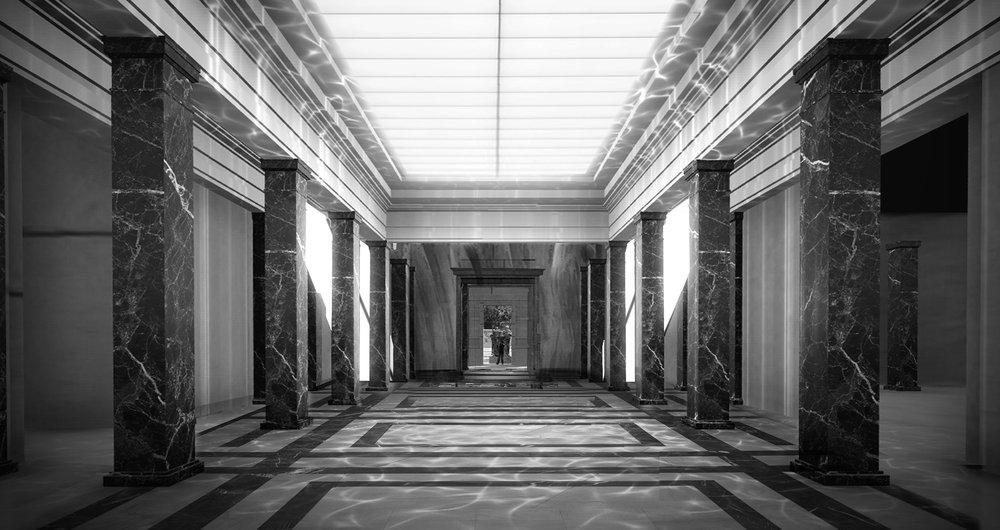 Interior VR Concept - Deyan Saev