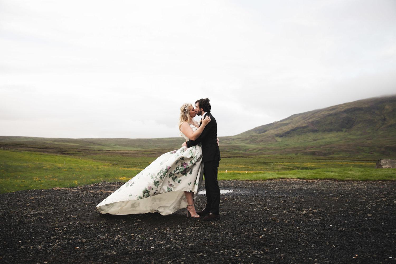 04aaa8ff56a6 KELSEY + ZACK    ICELAND WEDDING — Lisa.