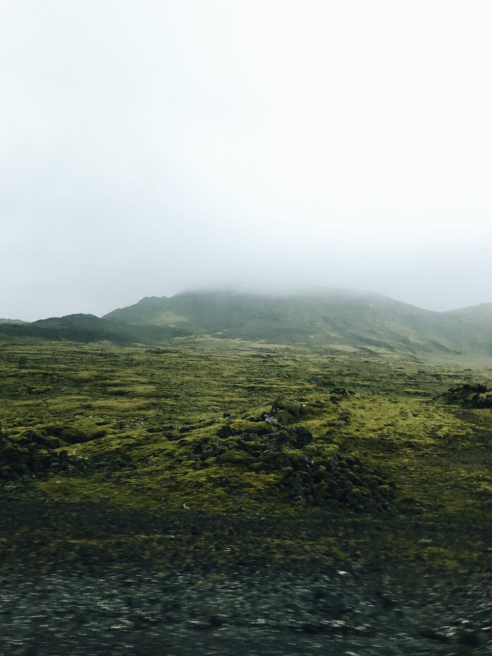 SOUTHERN REGION, - Iceland