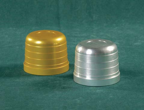 Pai Gow Cups Silver Aluminum Cups Product Code: pgow10   Dimensions: 3 1/8 x 2½ Gold Anodized Cups Product Code: pgow20   Dimensions: 3 1/8 x 2½