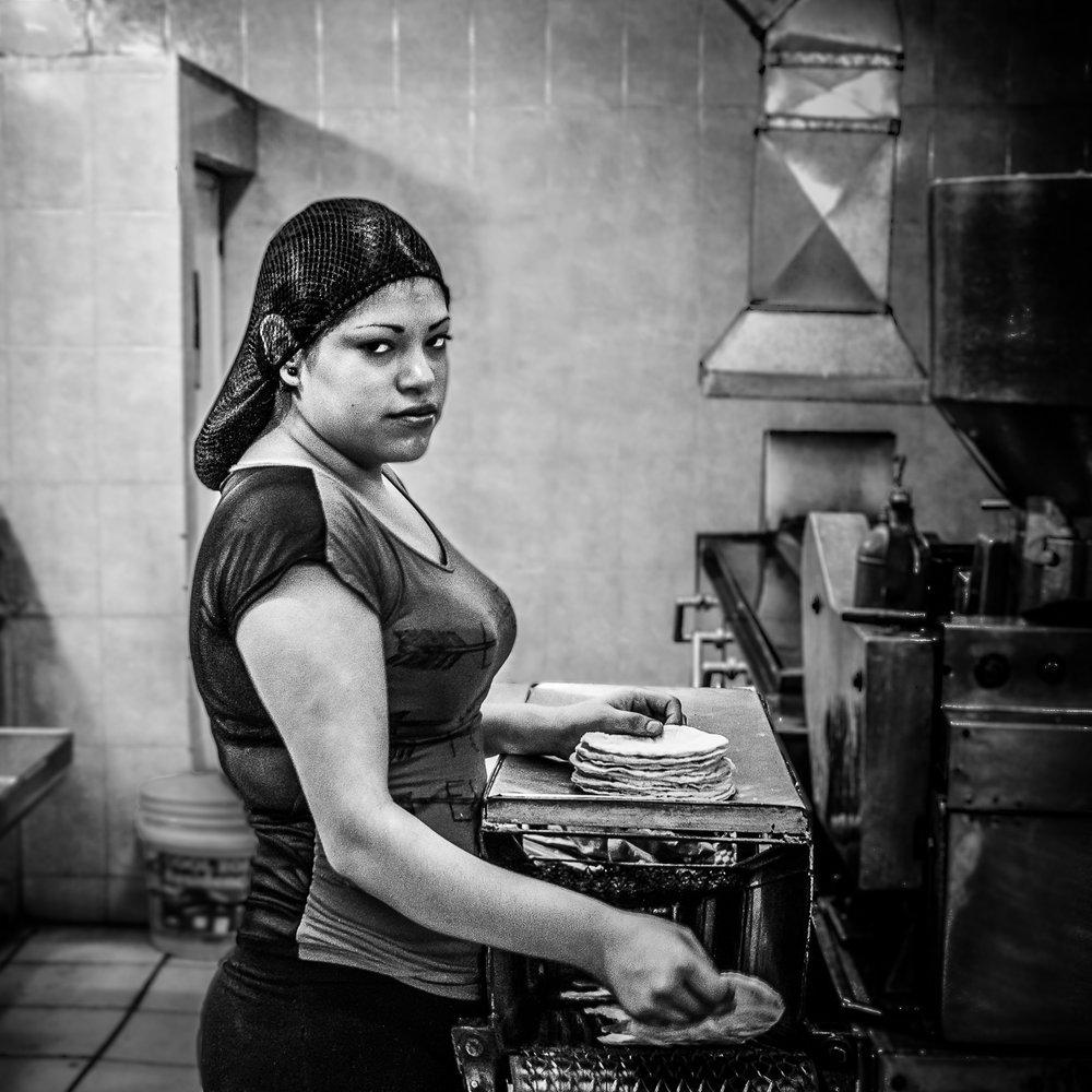 La Tortillera