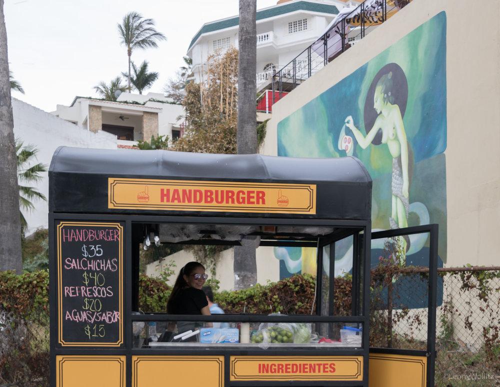 """Handburgers"""