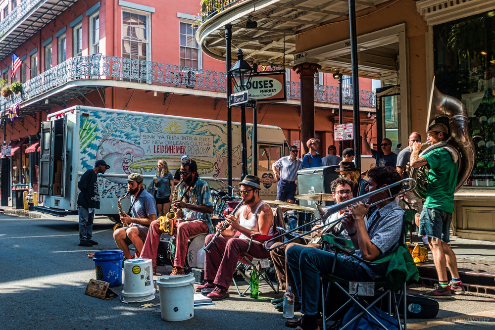 New Orleans Street Band