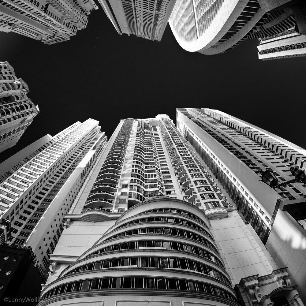 Towers Fisheye