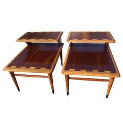 Mid Century End Tables