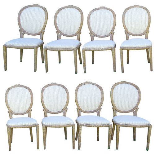 French Louis XV Style Chairs