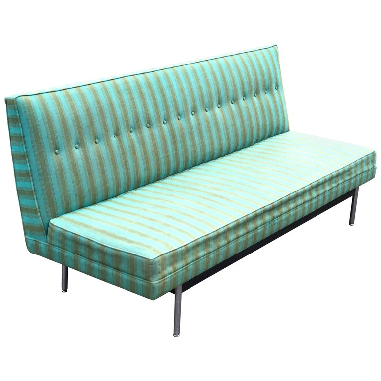 Parrallel Bar Armless Sofa