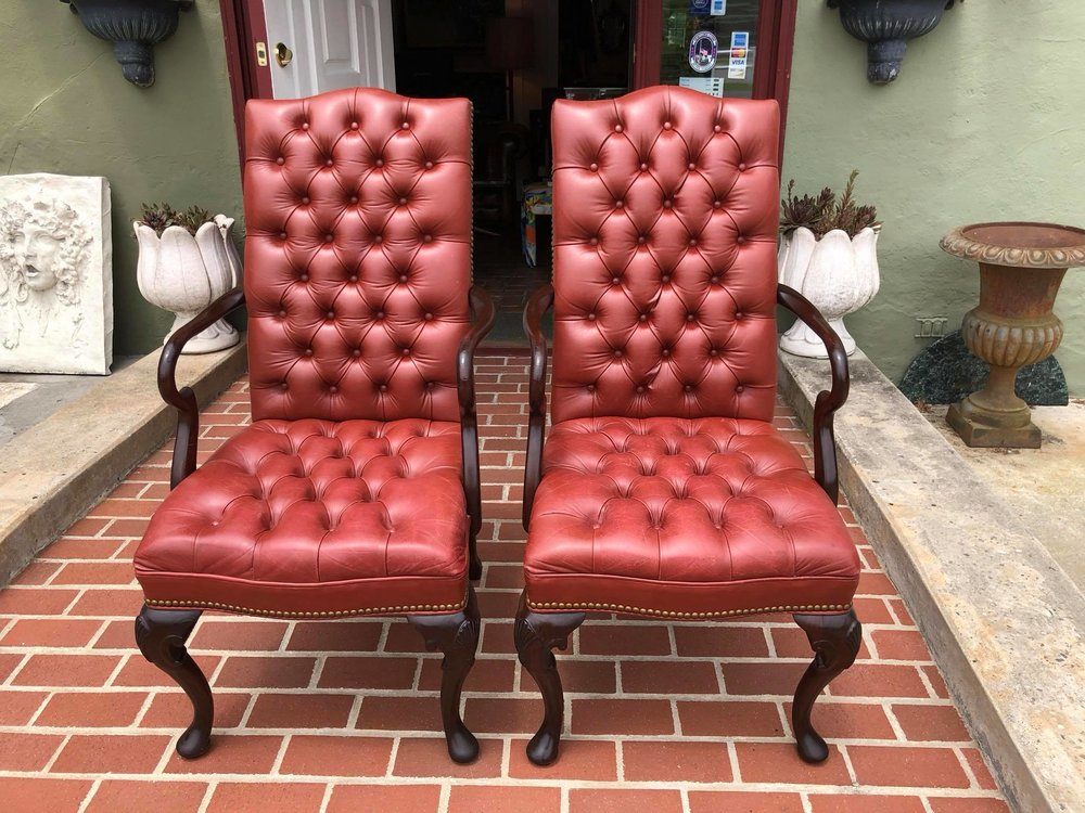 Pair of Chesterfield Arm Chairs.jpg