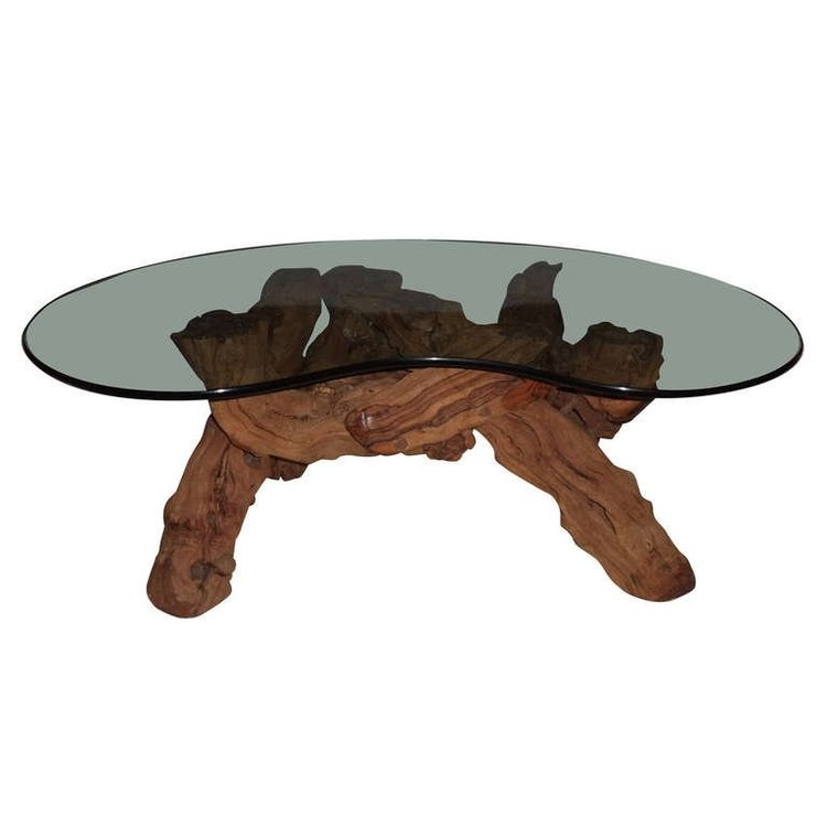 Cypress Root Driftwood Table