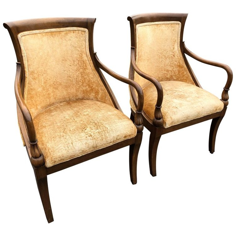 Pair of High End Armchairs