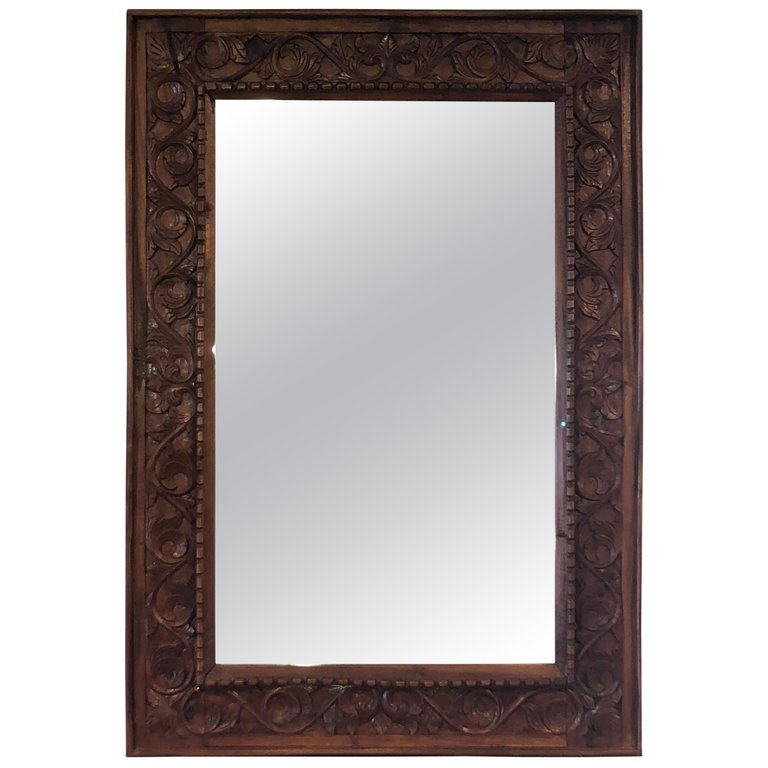 Moroccan Style Mirror