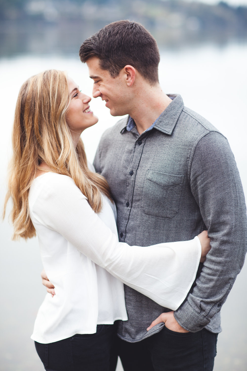 Olympia Engagement Photography