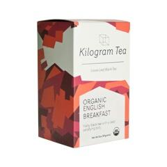 Kilogram Teas - Organic, Loose Leaf, Pyramid Bags, Iced Teas