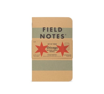 Field Notes Memo Pads