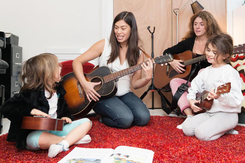Guitar Music With Amanda