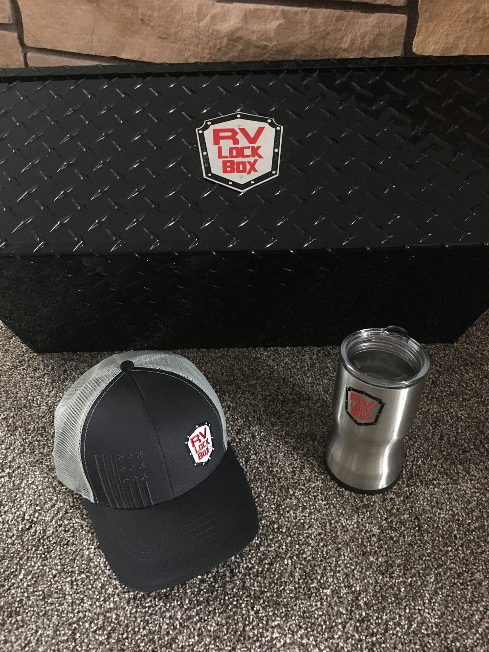 Don't wait any longer.  These battery lock boxes will last a lifetime and will save your family money.  We have a 100% satisfaction record.  We have just a few free hats left. Get yours today. -