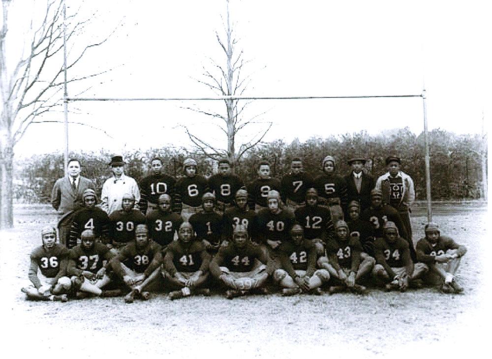 Football Team, 1939