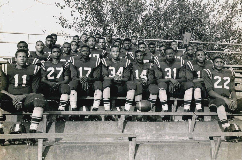 Football Team, 1959
