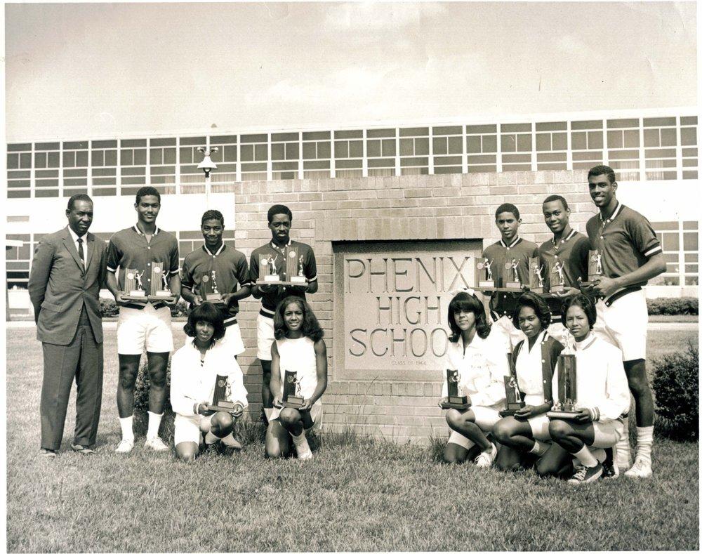 Tennis Team, 1967