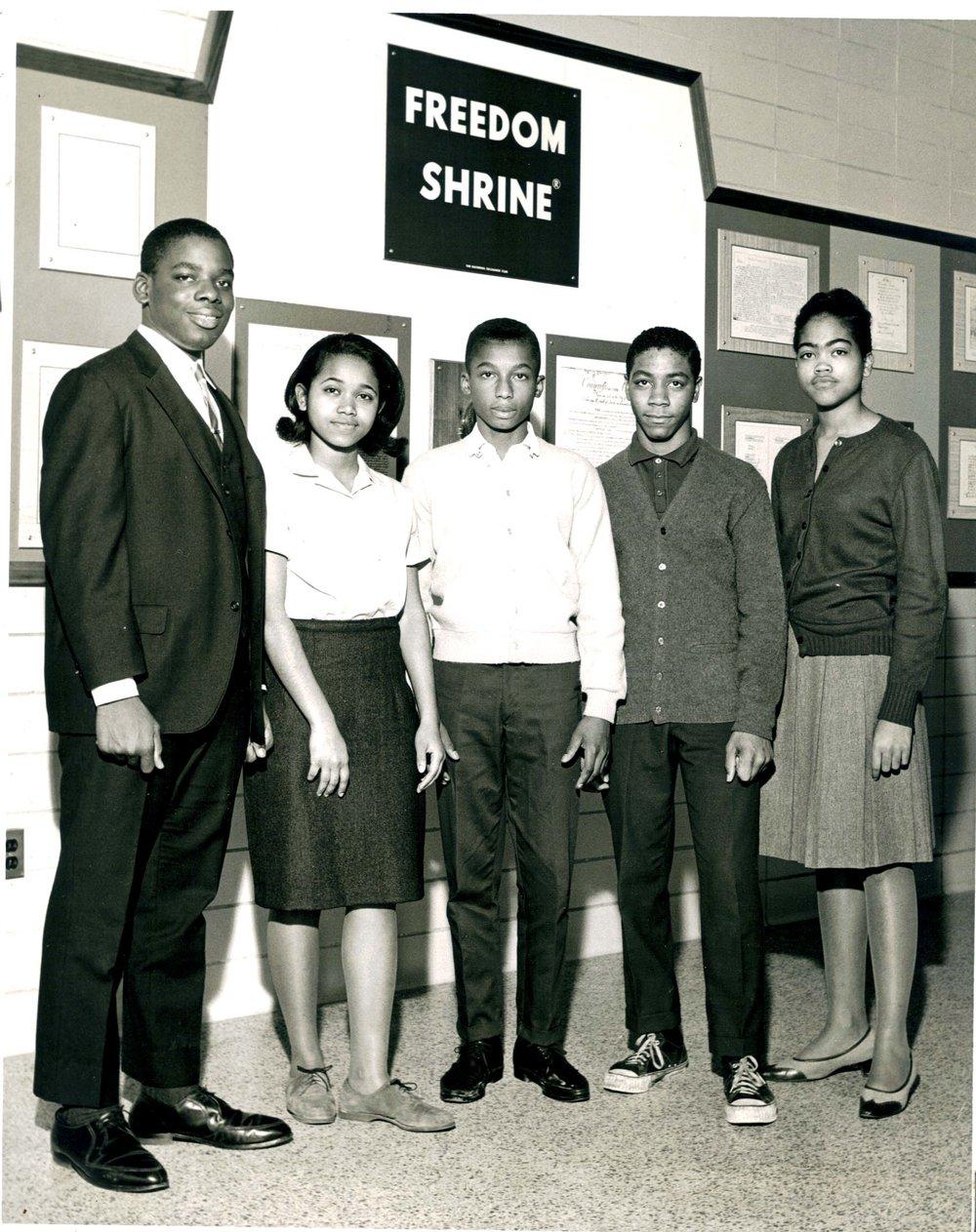 Students, 1966