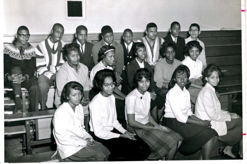 Students from class of 1965
