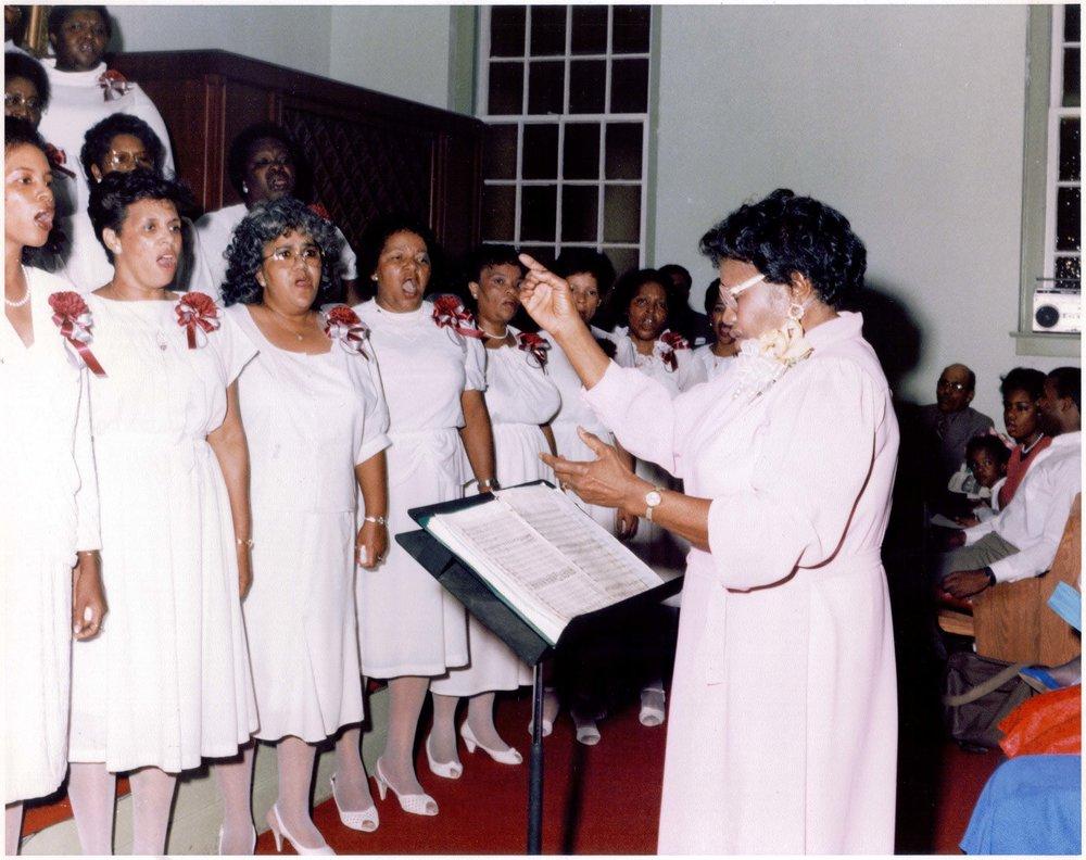 Alumni Choir