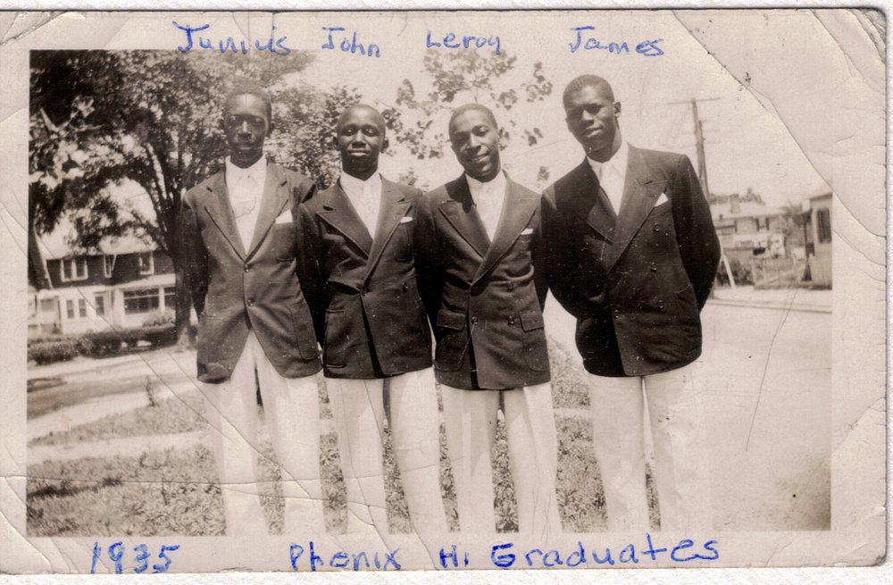 Students, 1935
