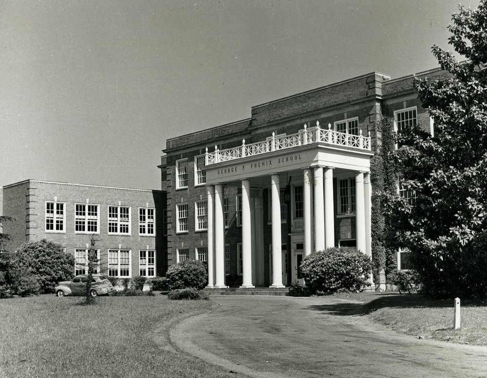 Phenix High School at the Hampton Institute