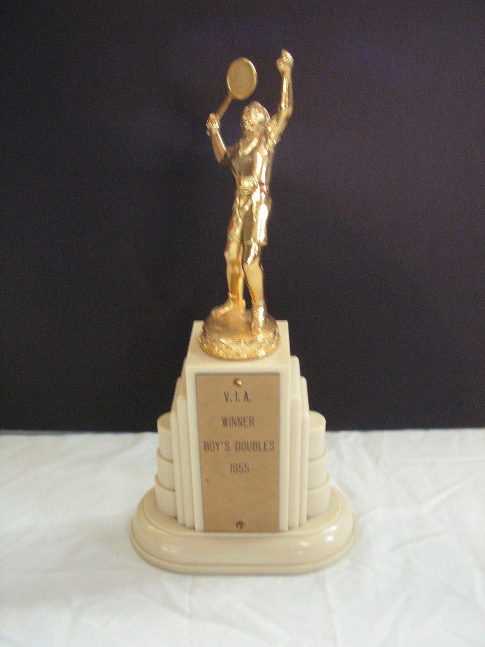 Tennis Trophy, 1955