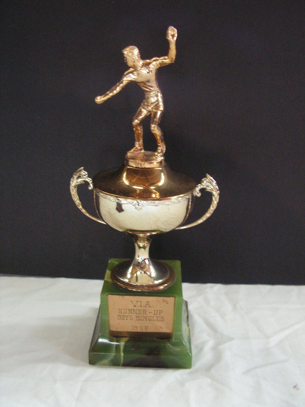Tennis Trophy, 1956