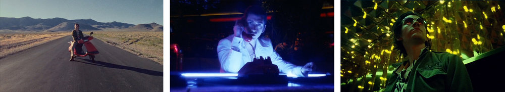 "ARCTIC MONKEYS  ""TRANQUILITY BASE HOTEL & CASINO""   