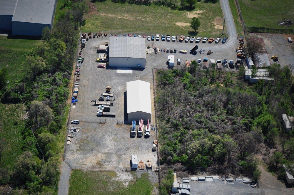 Walker Commercial Services Equipment Lot | Roanoke, VA