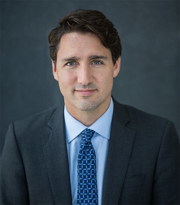 Justin Trudeau (Liberal Leadership Race)