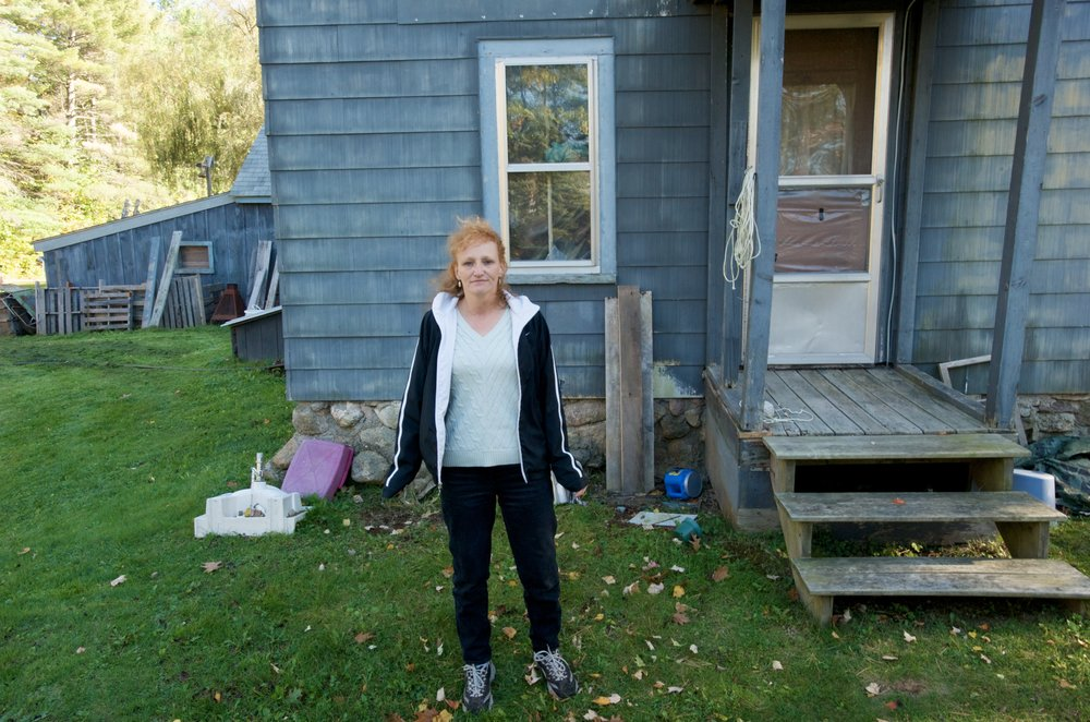 """From a Maine House, a National Foreclosure Freeze"" October 14, 2010"