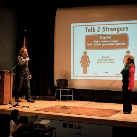 Artist Talk Workshop - Thursday March 1, 7-9pm