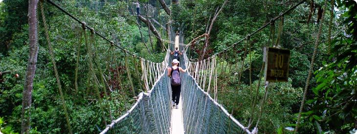 Central America. Costa Rica.