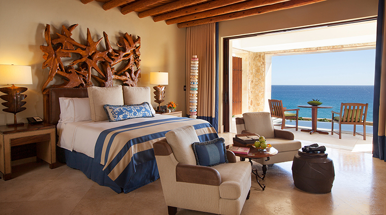 The rooms are a perfect mix of Oaxacan style and true luxury.