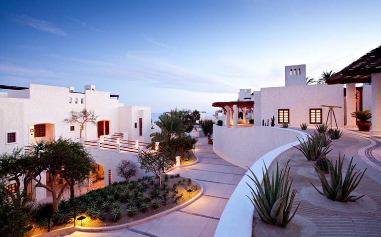 You never feel like you are part of a crowd at Las Ventanas.