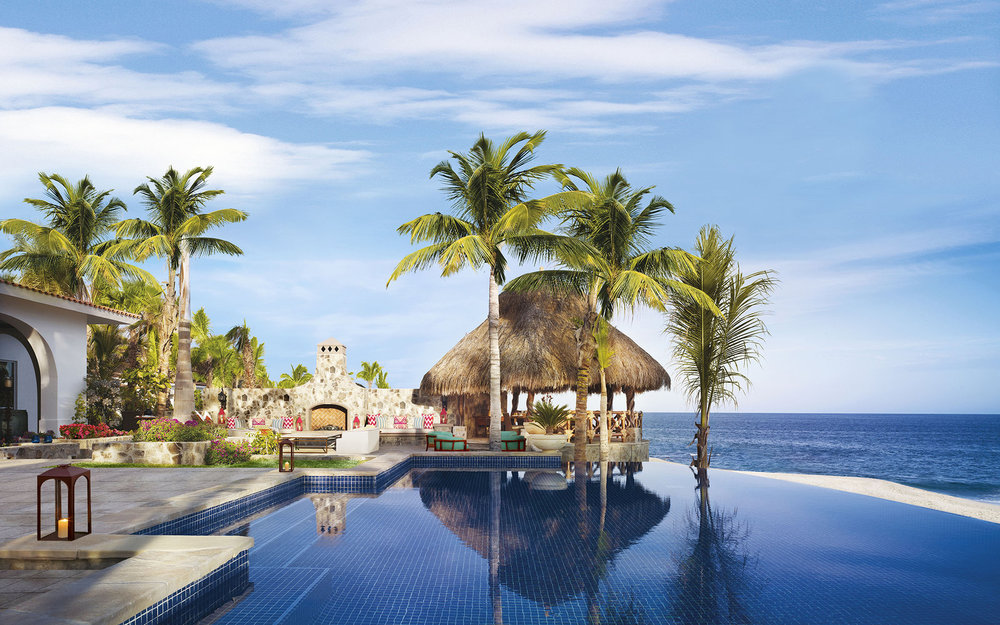 One and Only Palmilla has it all without you ever feeling like you are at a mega-resort.