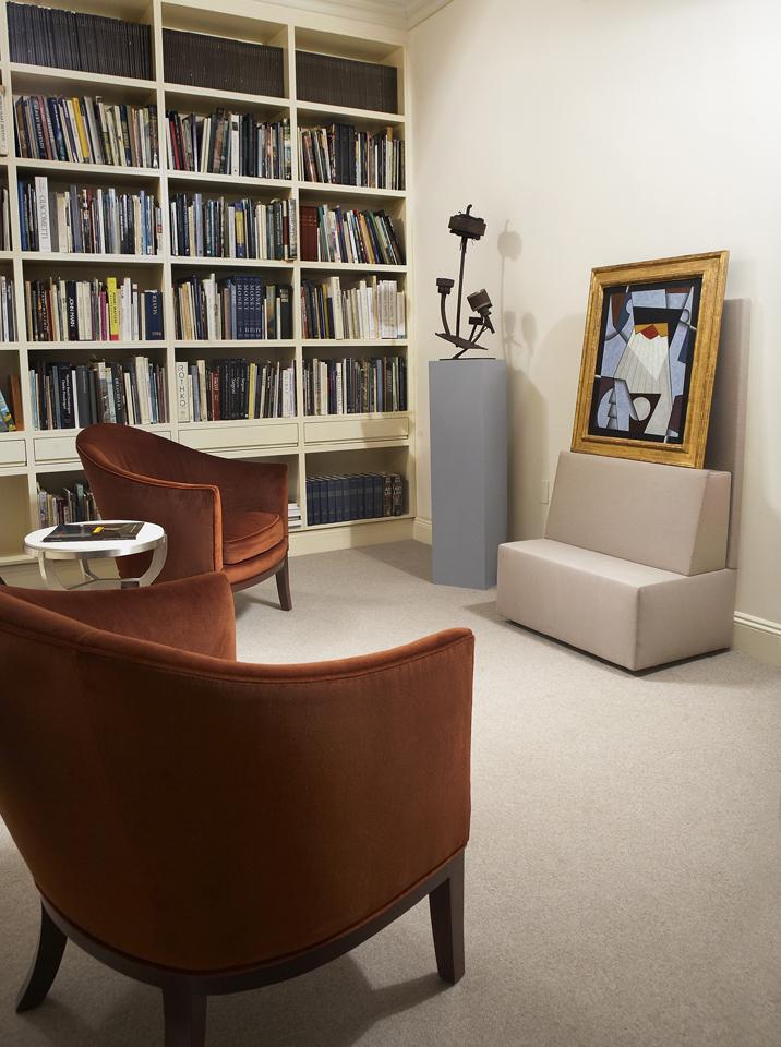 Viewing Room, James Reinish & Associates, Inc.