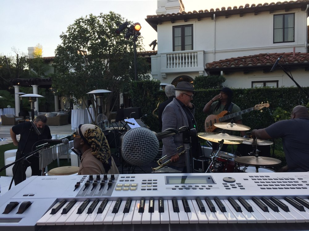 Setting Up in Beverly Hills with B.E.S.