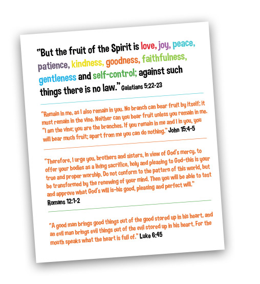 scripturecard