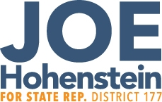 Elect Joe Hohenstein