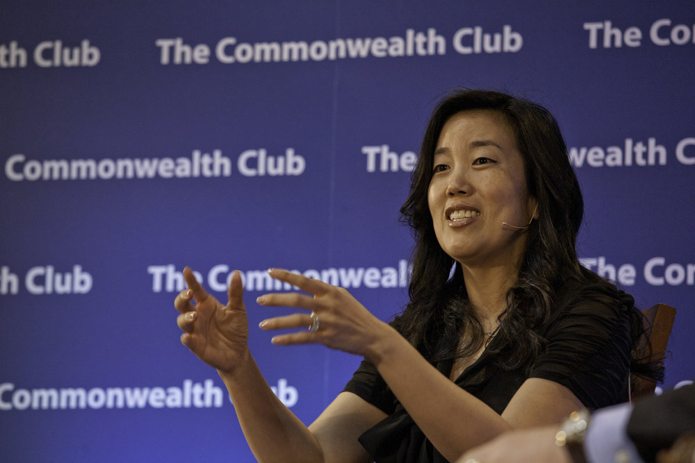 Michelle rhee, possible trump education secretary