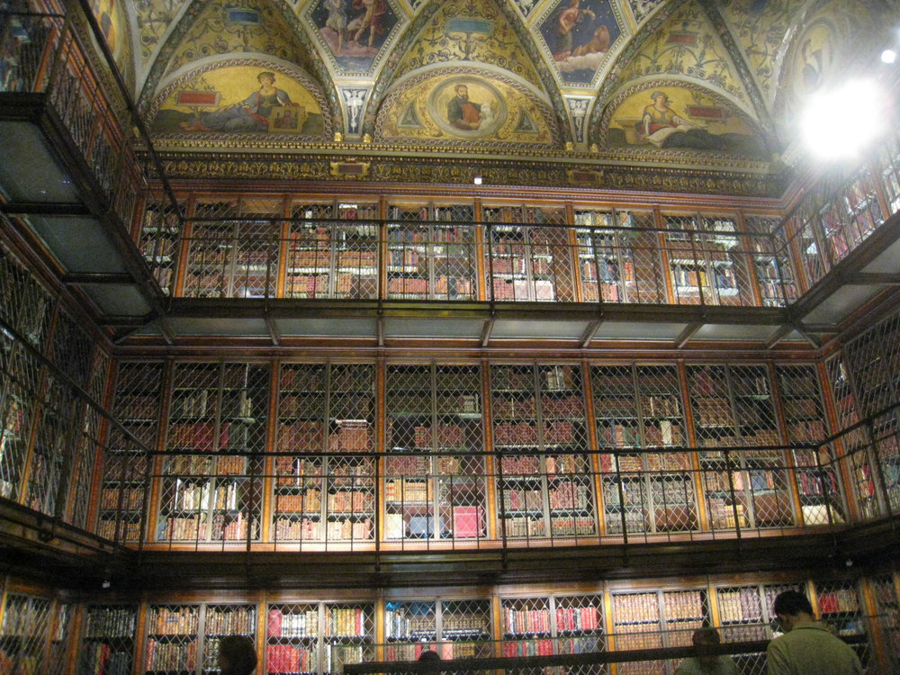 The morgan library